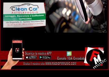 AUTOLAVAGGIO CLEAN CAR